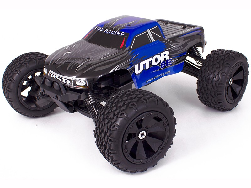 BSD RC Bil 18 Utor Monstertruck BrushlessWaterproof (Uten