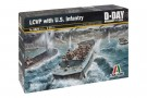 Italeri 1/35 LCVP with US Infantry thumbnail
