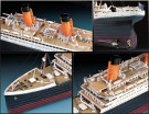 Academy 1/400 R.M.S Titanic The White Star Liner thumbnail