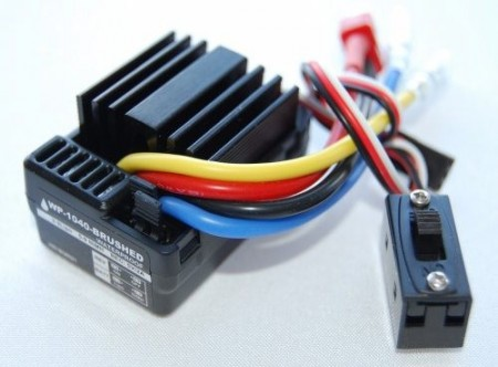 B7003 Water Proof ESC Brushed 1/10 With Deans