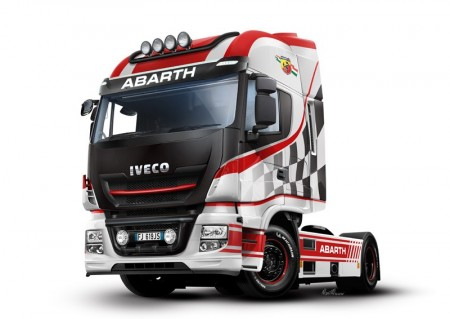 Italeri 1/24 IVECO Hi-Way E5 Abarth