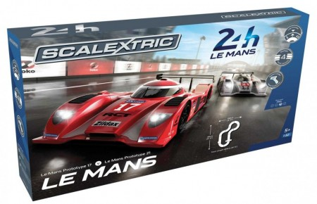 Scalextric Bilbane Le Mans Sports Cars C1368