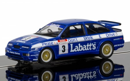 Scalextric 1/32 Ford Sierra RS500 No.3 Tim Harvey