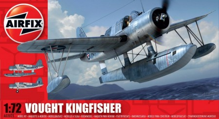 Airfix byggesett 1/72 Vought Kingfisher A02021