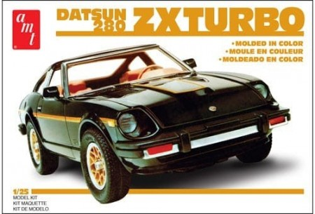 AMT 1/25 Datsun 280ZX Turbo
