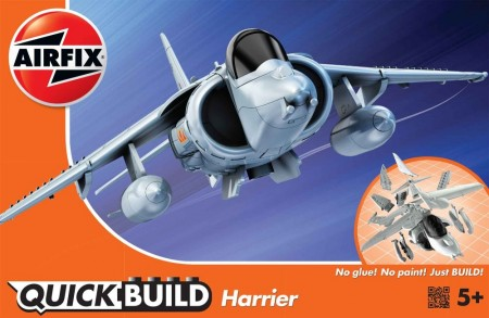 Airfix QUICK BUILD Harrier J6009