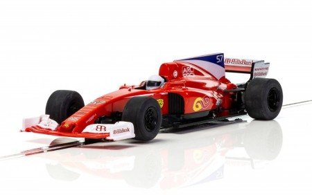 Scalextric 1/32 Red Stallion F1 No.57