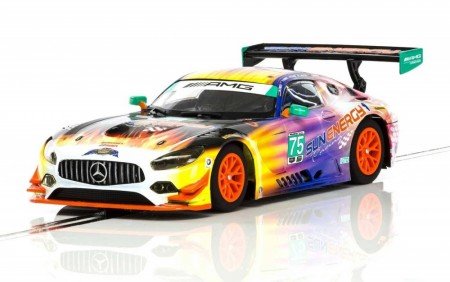 Scalextric 1:32 Mercedes AMG GT3 No.75 Daytona 24hr 2017