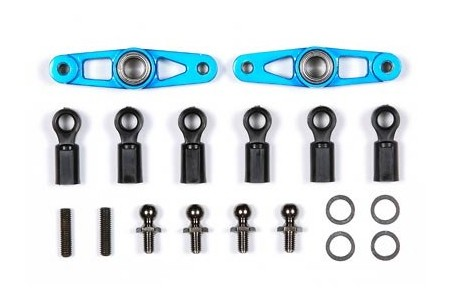 54058 Tamiya TT-01 Type-E Racing Steering Set