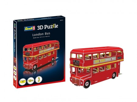 Revell 3D Puzzle London Bus