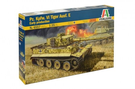 Italeri 1/35 Tiger VI Ausf. E Early Production