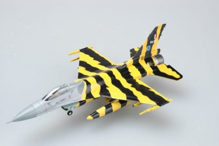 Easy Model 1/72 F-16A MLU BAF Tiger Meet