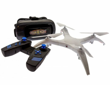 Detachable Drone with FPV
