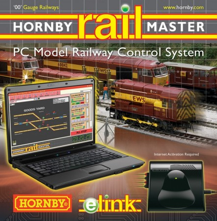 Hornby E-Link and RailMaster Combination Pack