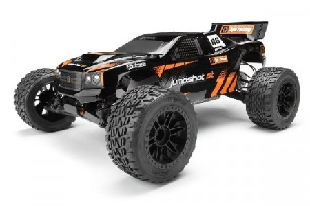 HPI 1/10 Jumpshot Stadium Truck 2WD Waterproof RTR