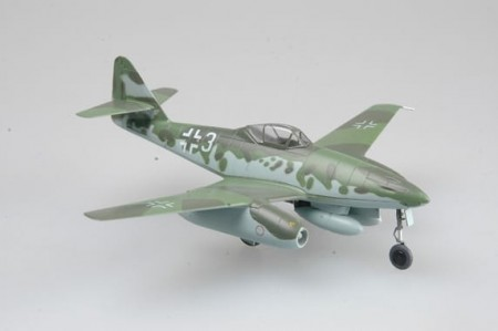 Easy Model 1/72 Me 262A KG44 Galland 1945