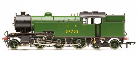 Hornby H0 LNER 2-6-4T ´67702´ Thompson L1 Class DCC Ready
