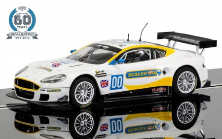 Scalextric bil 1:32 60th Anniversary Collection Car 2000s Aston Martin DBR9