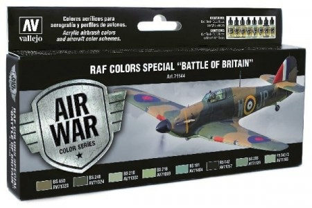 Vallejo Model Air RAF Colors Special Battle of Britain