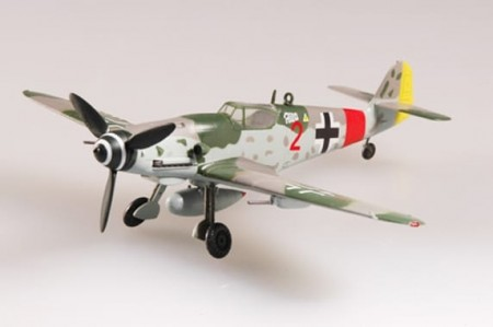 Easy Model 1/72 Bf-109 G-10 II./JG300 1944 Germany