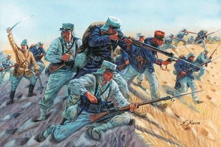 Italeri 1/72 French Foreign Legion Colonial Wars