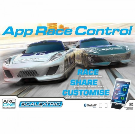 Scalextric bilbane 1:32 ARC One System (App Race Control) C1329