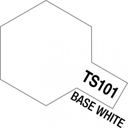 Tamiya Spraymaling TS-101 Base White 100ml