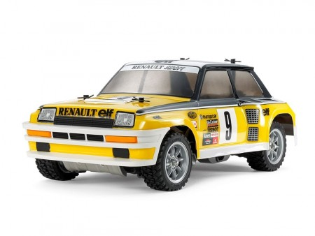 Tamiya 1/12 Renualt 5 Turbo Rally (M-05Ra)
