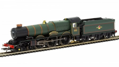 Hornby BR 4-6-0 ´King William IV' 6000 King Class DCC Ready