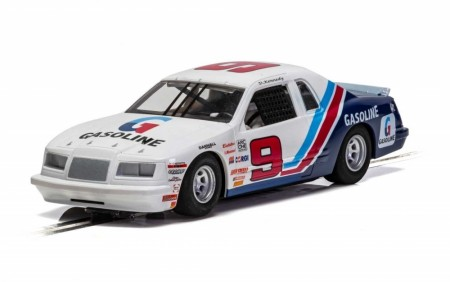 Scalextric 1/32 Ford Thunderbird White and Blue