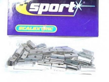 Scalextric 4/6/8 Lane Middle Clip (50 stk.) C8255