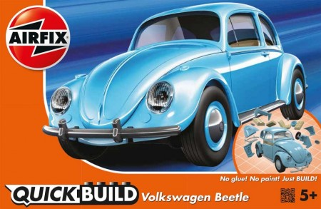 Airfix QUICK BUILD Volkswagen Beetle J6015