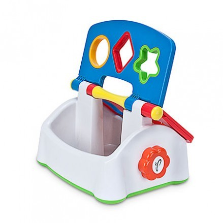 Papillon Putteboks Activity Shape Sorter
