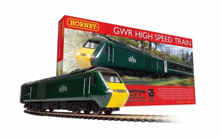 Hornby Togbanesett GWR High Speed Train