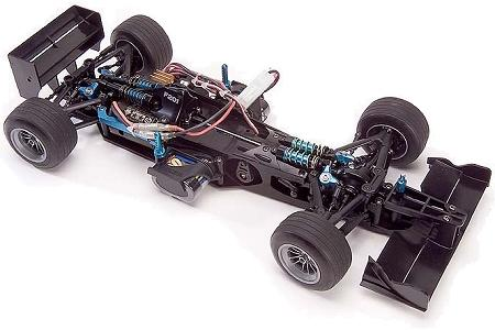 F201 Chassis deler