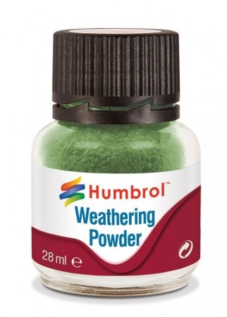 Humbrol Weathering Powder - Chrome Oxide 28ml
