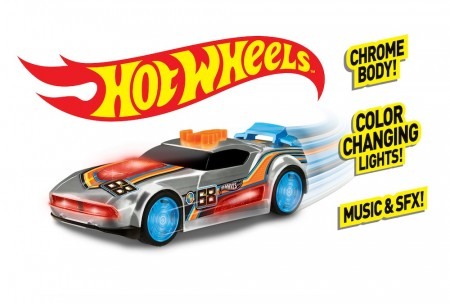 Hot Wheels Edge Glow Cruisers Fast Fish