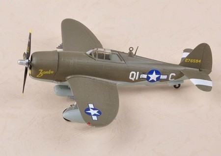 Easy Model 1/72 P-47D-20RE, 361FS, 356FG 5th Air Force