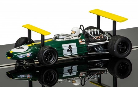 Scalextric bil 1:32 Legends Brabham BT26A-3 No.4 1969