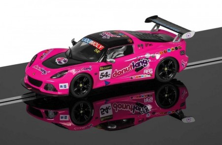 Scalextric bil 1:32 Lotus Exige V6 Cup R GT3 C3600