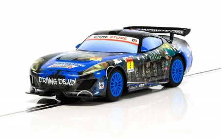 Scalextric 1/32 Team GT Zombie (Comic Book)