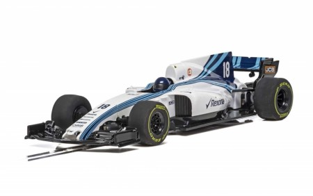 Scalextric 1/32 Williams FW40 No.18 2018