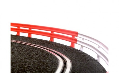 Ninco Crash Barriers (6 Red + 6 White)