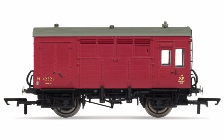 Hornby Horse Box, British Railways M42521 - Era 3