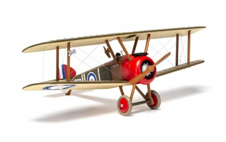Corgi 1/48 Sopwith Camel F.1. Wilfred May, 21st April 1918, Death of the Red Baron