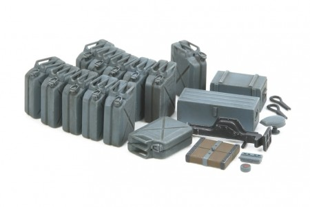 Tamiya 1/35 German Jerry Can Set (Early Type)