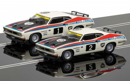 Scalextric bilsett 1:32 Touring Car Legends Ford XB Falcon C3587A