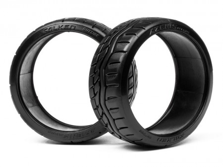 4425 HPI 1/10 Falken Azenis RT615 T-Drift Tire 26mm (2 stk.)