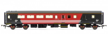 Hornby Virgin Mk2E Coach Standard Open Brake m/Lys R47004