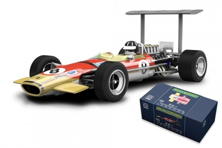 Scalextric bil 1:32 GP Legends - Team Lotus Type 49 Limited Edition C3543A
